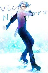 Rating: Safe Score: 4 Tags: honchu ice_skating male victor_nikiforov yuri!!!_on_ice User: charunetra