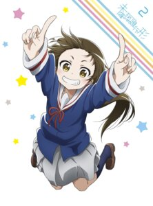 Rating: Safe Score: 38 Tags: disc_cover mikakunin_de_shinkoukei mitsumine_mashiro seifuku User: cosmic+T5