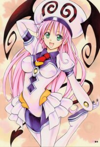 Rating: Safe Score: 19 Tags: lala_satalin_deviluke to_love_ru yabuki_kentarou User: Share