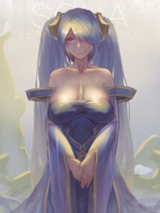 Rating: Safe Score: 50 Tags: cleavage dress erect_nipples league_of_legends sky_of_morika sona_buvelle User: Anemone