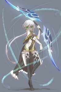 Rating: Safe Score: 23 Tags: shirogane_usagi thighhighs User: charunetra