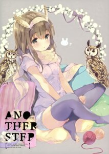 Rating: Safe Score: 67 Tags: qp:flapper sakura_koharu sweater thighhighs User: Hatsukoi
