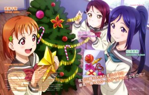 Rating: Safe Score: 33 Tags: christmas love_live!_sunshine!! matsuura_kanan murota_yuuhei sakurauchi_riko seifuku takami_chika User: drop