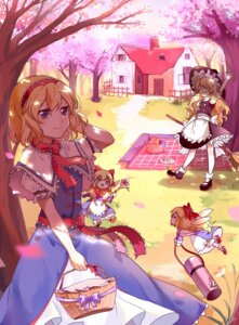 Rating: Safe Score: 20 Tags: alice_margatroid kirisame_marisa touhou wings witch xinghuo User: Mr_GT