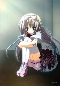 Rating: Safe Score: 28 Tags: bloomers inugami_kira seifuku seitokai_no_ichizon shiina_mafuyu thighhighs User: WtfCakes