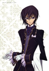 Rating: Safe Score: 10 Tags: code_geass lelouch_lamperouge male okayama_shinako User: Aurelia