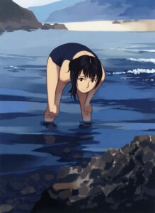 Rating: Safe Score: 6 Tags: swimsuits takamichi wet User: Radioactive
