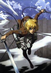 Rating: Safe Score: 12 Tags: armin_arlelt male shingeki_no_kyojin sword tagme User: Radioactive