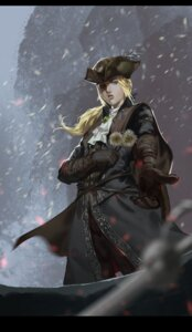 Rating: Safe Score: 14 Tags: baka_(mh6516620) bloodborne lady_maria_of_the_astral_clocktower User: charunetra