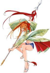 Rating: Safe Score: 16 Tags: ikkitousen ikkitousen~dragon_destiny~ kimono shiozaki_yuuji sonsaku_hakufu User: Envy