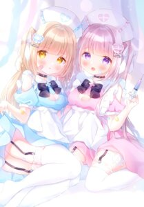 Rating: Questionable Score: 16 Tags: omochi_monaka possible_duplicate tagme User: Radioactive