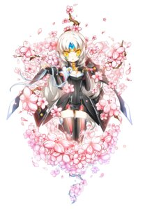 Rating: Safe Score: 35 Tags: elsword eve_(elsword) poseich thighhighs User: fairyren