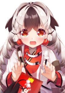 Rating: Questionable Score: 10 Tags: arknights nahaki snowsant_(arknights) tagme User: Dreista