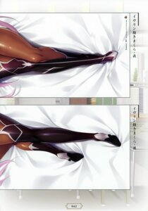 Rating: Questionable Score: 17 Tags: aoi_nagisa_(artist) heels thighhighs User: kiyoe