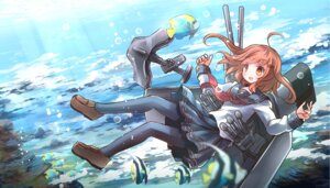 Rating: Questionable Score: 16 Tags: ikazuchi_(kancolle) kantai_collection risutaru seifuku User: klks0306