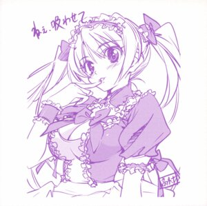 Rating: Safe Score: 24 Tags: airi cleavage monochrome queen's_blade takamura_kazuhiro User: hirotn