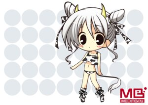 Rating: Safe Score: 5 Tags: animal_ears chibi horns tagme tail wallpaper watermark User: Radioactive