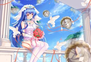 Rating: Safe Score: 33 Tags: binan_xian_lu hinanawi_tenshi pantsu thighhighs touhou User: Mr_GT