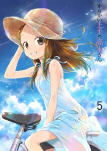 Rating: Safe Score: 34 Tags: dress hosoi_mieko karakai_jouzu_no_takagi-san summer_dress takagi-san User: nphuongsun93
