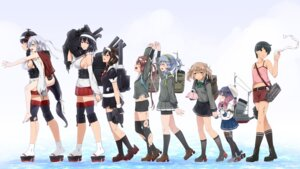 Rating: Questionable Score: 30 Tags: asagumo_(kancolle) bike_shorts darkmaya fusou_(kancolle) heels kantai_collection michishio_(kancolle) mogami_(kancolle) naked_cape seifuku shigure_(kancolle) suzutsuki_(kancolle) thighhighs torn_clothes tsushima_(kancolle) wallpaper yamagumo_(kancolle) yamashiro_(kancolle) User: Mr_GT