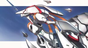 Rating: Safe Score: 12 Tags: darling_in_the_franxx mecha murasaki_saki strelizia strelizia_apus User: Михайлович