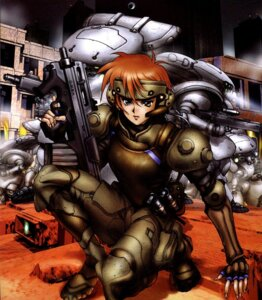 Rating: Safe Score: 9 Tags: appleseed deunan_knute shirow_masamune User: Radioactive