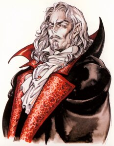 Rating: Safe Score: 7 Tags: castlevania castlevania:_symphony_of_the_night devil dracula kojima_ayami konami male pointy_ears User: keri-sama
