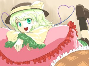Rating: Safe Score: 3 Tags: komeiji_koishi sdmaiden touhou wallpaper User: Radioactive