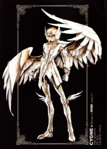 Rating: Questionable Score: 4 Tags: cygnus_hyoga saint_seiya tagme User: Radioactive