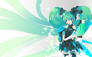 Rating: Safe Score: 11 Tags: extvia hatsune_miku vocaloid wallpaper User: charunetra