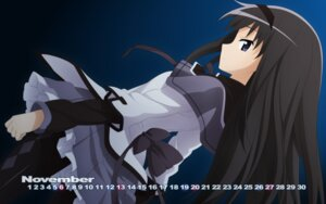 Rating: Safe Score: 15 Tags: akemi_homura calendar pantyhose puella_magi_madoka_magica wallpaper wave_ride User: aswecan