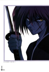 Rating: Safe Score: 3 Tags: himura_kenshin male rurouni_kenshin User: Feito