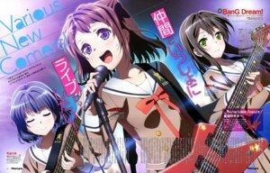Rating: Safe Score: 22 Tags: bang_dream! guitar hanazono_tae nitta_matsuko seifuku toyama_kasumi ushigome_rimi User: drop
