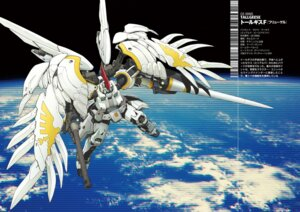 Rating: Questionable Score: 9 Tags: gun gundam gundam_wing mecha profile_page tallgeese User: koo35
