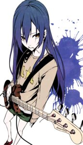 Rating: Safe Score: 30 Tags: guitar love_live! sonoda_umi vice_(kuronekohadokoheiku) User: Radioactive