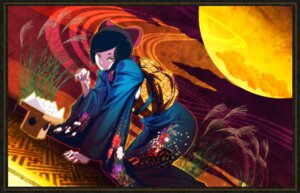 Rating: Safe Score: 14 Tags: kimono mubouou_aasaa User: Radioactive
