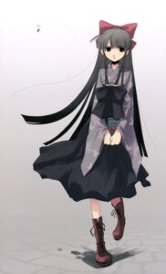 Rating: Safe Score: 13 Tags: fujitsubo-machine japanese_clothes kichiemo User: Kalafina