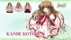 Rating: Safe Score: 13 Tags: hinoue_itaru kanbe_kotori key rewrite seifuku thighhighs wallpaper User: Devard