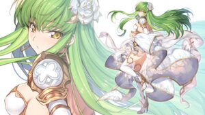 Rating: Safe Score: 42 Tags: armor c.c. code_geass creayus heels tagme thighhighs wallpaper User: RyuZU