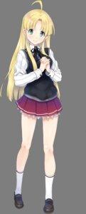 Rating: Questionable Score: 25 Tags: asia_argento highschool_dxd miyama-zero seifuku sweater transparent_png User: kiyoe
