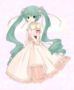 Rating: Safe Score: 6 Tags: dress hatsune_miku tomine_chiho vocaloid User: charunetra