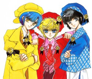 Rating: Safe Score: 3 Tags: clamp clamp_school_detectives ijuuin_akira imonoyama_nokoru male takamura_suou User: Share