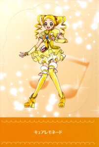 Rating: Questionable Score: 7 Tags: bike_shorts dress heels kasugano_urara pretty_cure thighhighs yes!_precure_5 User: drop