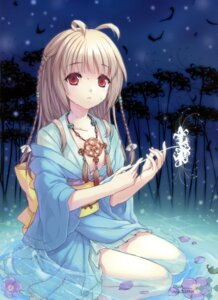 Rating: Questionable Score: 78 Tags: cleavage cuteg kimono no_bra strawberry_pink User: Aurelia