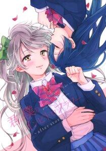 Rating: Safe Score: 16 Tags: love_live! minami_kotori seifuku sonoda_umi sonoda_yoko yuri User: NotRadioactiveHonest