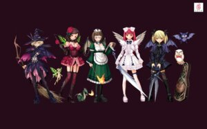 Rating: Safe Score: 26 Tags: casper deathsmiles fairy follet inoue_junya jpeg_artifacts lolita_fashion maid roza sakyura wallpaper windia witch User: yumichi-sama