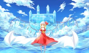 Rating: Safe Score: 27 Tags: .l.l flandre_scarlet touhou wings User: zero|fade