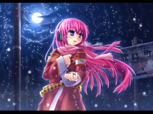 Rating: Safe Score: 6 Tags: etogami_kazuya megurine_luka vocaloid wallpaper User: konstargirl