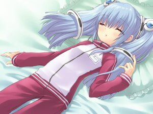Rating: Safe Score: 14 Tags: flyable_heart game_cg gym_uniform kujou_kururi sasakura_ayato unisonshift User: Radioactive
