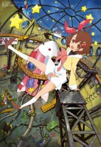 Rating: Safe Score: 21 Tags: magical_suite_prism_nana sakai_kyuuta washioka_itaru User: Jigsy